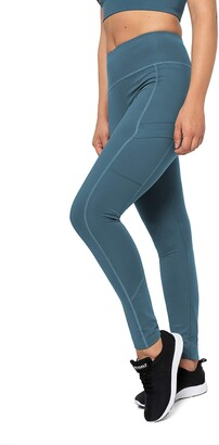 GoLite Women's Rebound Performance Mid-Rise Legging