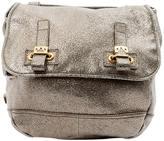 Saint Laurent Messenger leather handbag