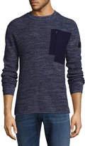 G Star G-Star Men's Qane Ribbed Cotton Sweater