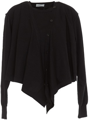 Lemaire Waterfall Cardigan