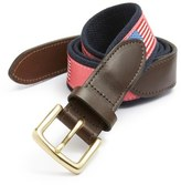 Vineyard Vines 'Flags Club' Belt