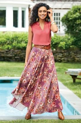 Women Venetian Skirt