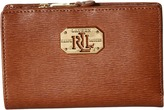 Lauren Ralph Lauren Newbury LRL New Compact Wallet