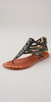 Nouer III Zip Back Sandal