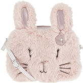 Accessorize Beverly Bunny Fluffy Cross Body Bag