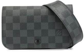 Louis Vuitton 2012 Checkerboard Belt Bag