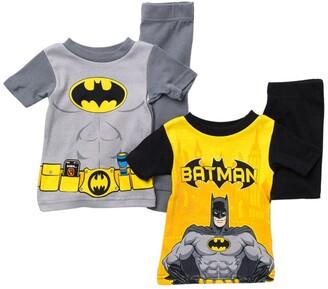 AME Batman T-Shirt & Bottoms Pajama Set - Pack of 2