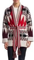 La Societe x SAGUARO LA SOCIETE X SAGUARO Cashmere Sweater Robe