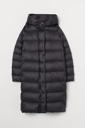 H&M H&M+ Lightweight Down Coat