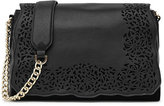 Reiss Emmel Laser-Cut Shoulder Bag