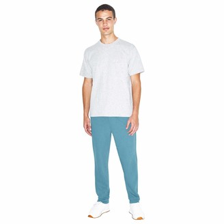 American Apparel Men's French Terry Straight Leg Pant