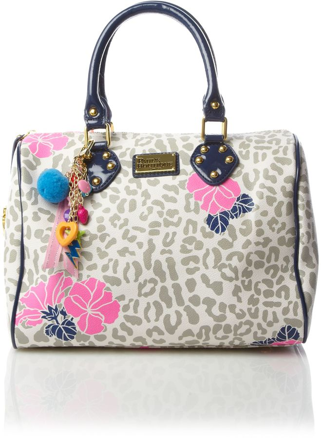 Paul's Boutique Molly leopard bag