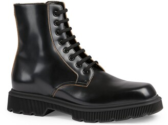 Gucci Mytras Plain Toe Boot