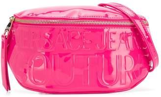 Versace chain charm belt bag