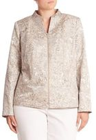 Lafayette 148 New York, Plus Size Kyla Jacket