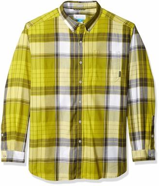 Columbia Men's Big and Tall Cooper LakeBig & Tall Long Sleeve Shirt