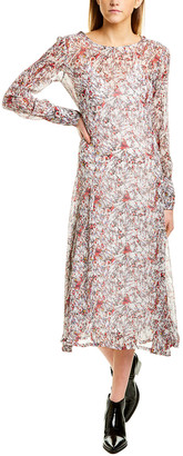 IRO Sunlight Midi Dress