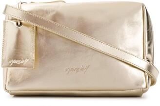Marsèll Soft Box Metallic Cross-Body Bag