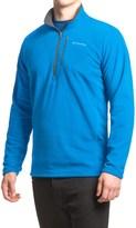 Columbia Lost Peak Fleece Shirt - Zip Neck, Long Sleeve (For Men)