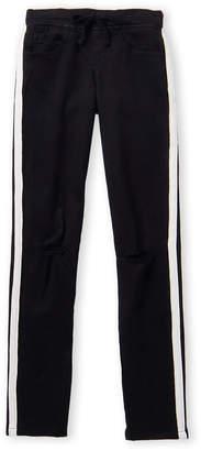 Pinc Premium Girls 7-16) Distressed Track Jeans