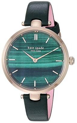 Kate Spade 34 mm Holland Watch - KSW1529 (Green) Watches