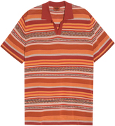 Missoni Open Neck Polo