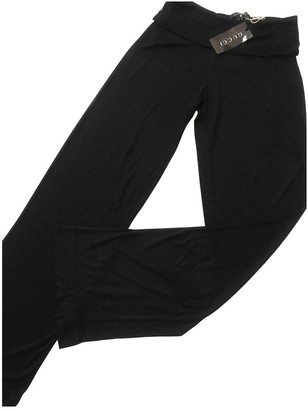 Gucci Black Trousers for Women