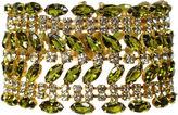One Kings Lane Vintage Green Marquis Bracelet