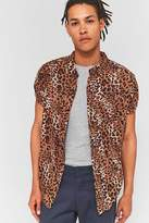 Rolla's Beach Boy Animal Print Short-sleeve Shirt