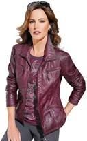 Creation L Faux Leather Jacket