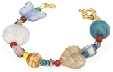 Antica Murrina Veneziana Fanny - Multicolor Murano Glass Bead Bracelet