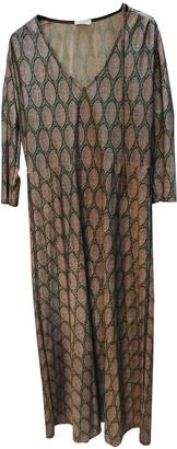 Siyu Multicolour Polyester Dresses