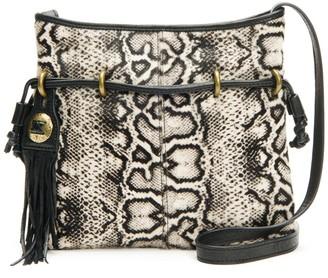 Frye Sacha Genuine Calf Hair Mini Crossbody Bag