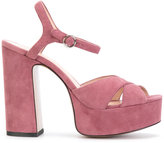 Marc Jacobs platform sandals