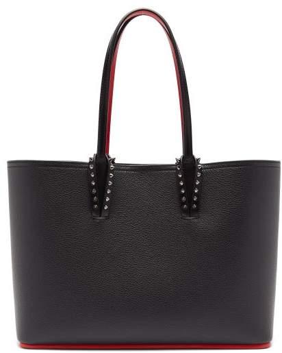 e379e803e50 Cabata Small Spike Embellished Leather Tote - Womens - Black
