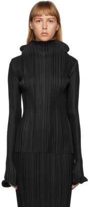 Totême Black Soldev Turtleneck