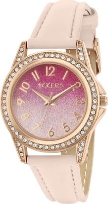 Tikkers Unisex Child Analogue Classic Quartz Watch with PU Strap TK0176