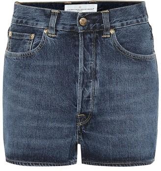 Golden Goose Judy high-rise denim shorts