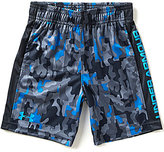 Under Armour Little Boys 4-7 Atlas Printed Eliminator Shorts