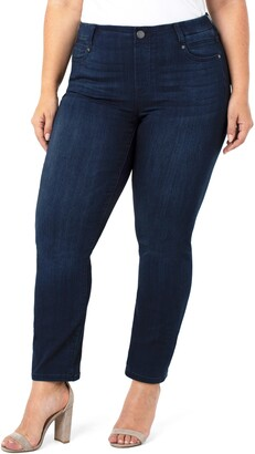 Liverpool Gia Glider Pull-On Slim Jeans