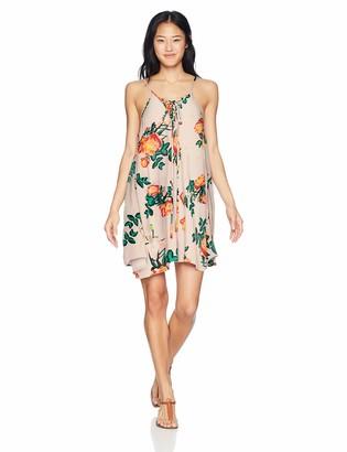 Roxy Junior's Softly Love Printed Coverup Dress