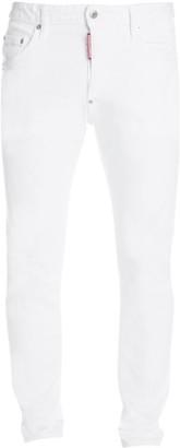 DSQUARED2 Skater Skinny Leg Jeans