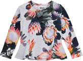 Molo Raelicka T-shirts Long Sleeve Sugar Flowers