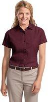 Port Authority Women's Short Sleeve Easy Care Shirt XL