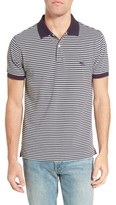 Rodd & Gunn Men's Swyers Point Sports Fit Stripe Polo