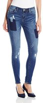 Calvin Klein Jeans Women's Legging-Patch