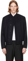 Stephan Schneider Navy Prompt Jacket