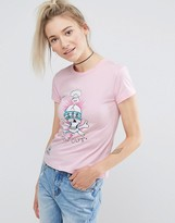 Illustrated People X Ed Hardy T-Shirt