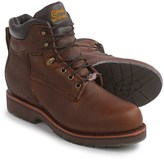 """Chippewa Utility Rugged Outdoor Boots - Waterproof, Leather, 6"""" (For Men)"""