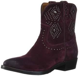 Frye Women's Billy Stud Short Western Boot